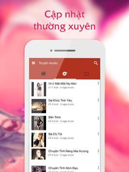 Truyện Lầu Xanh Audio apk screenshot