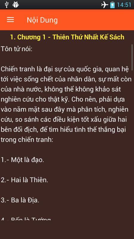 ... 36 Kế Binh Pháp Tôn Tử تصوير الشاشة 2 ...