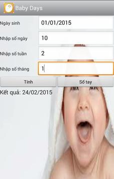 Babay Day apk screenshot