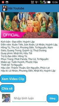Hài Youtube screenshot 2