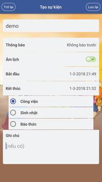 Lịch Vạn Niên - Lịch Việt screenshot 5