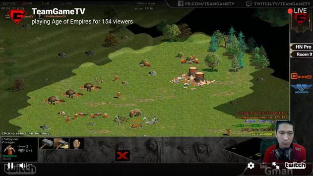 Truc Tiep AOE screenshot 3