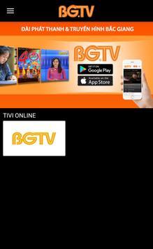 Bắc Giang TV screenshot 1