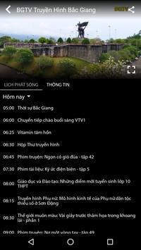 Bắc Giang TV screenshot 2