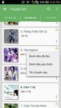 Vechai - Truyện Tranh apk screenshot