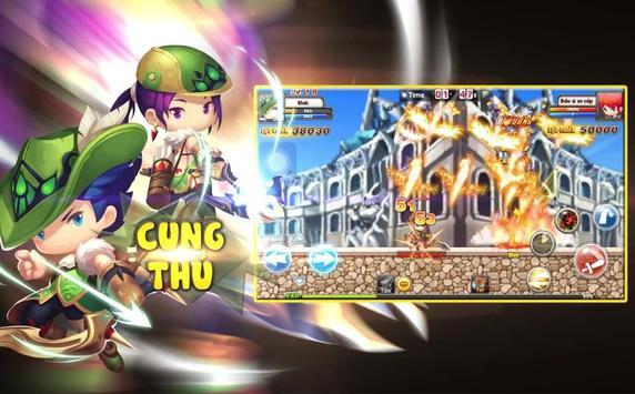 Chu Be Rong - Bay Rong Den poster