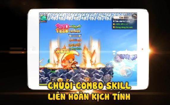 Chu Be Rong - Bay Rong Den apk screenshot