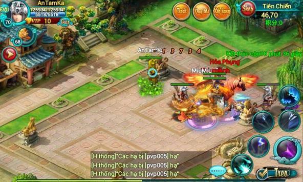 MANH THU apk screenshot