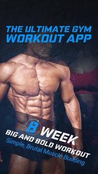 8 Week Big And Bold Workout poster
