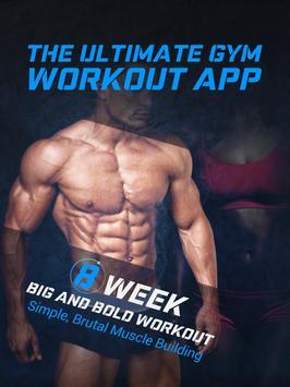 8 Week Big And Bold Workout screenshot 3