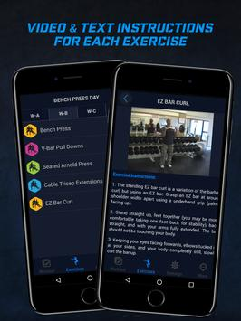 8 Week Big And Bold Workout screenshot 7