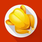 Yummy Chicken Recipes icon