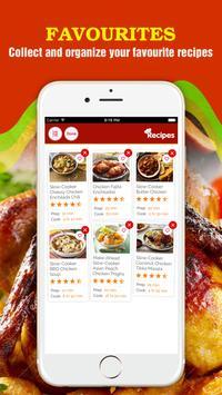 Yummy Chicken Recipes apk screenshot