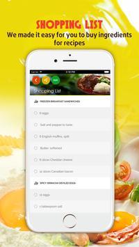 Yummy Egg Recipes apk screenshot