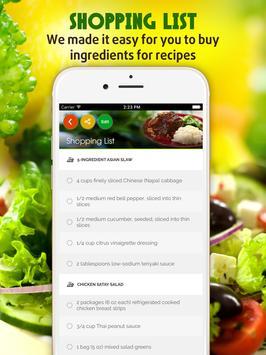 Yummy Salad Recipes apk screenshot