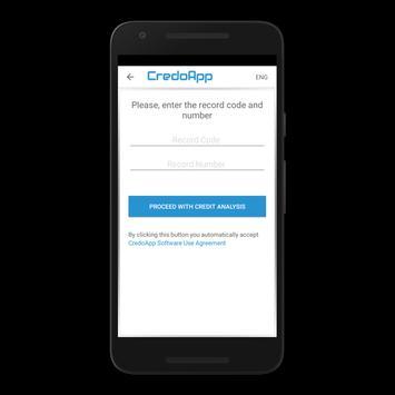 CredoApp screenshot 2