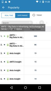 ANTS Insight screenshot 5