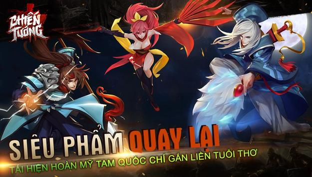 Chien Tuong - Tam quoc poster