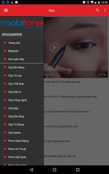 Clip giải trí apk screenshot