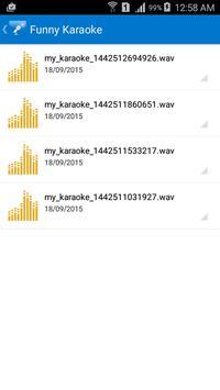 Karaoke Fun screenshot 2