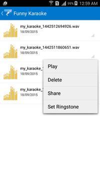 Karaoke Fun screenshot 4