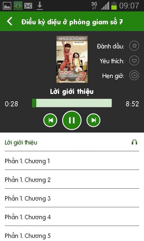 ... Audiobook - 50 sắc thái screenshot 3 ...