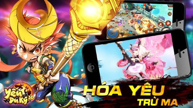 Yêu Du Ký 3D apk screenshot