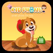 Kid phone icon