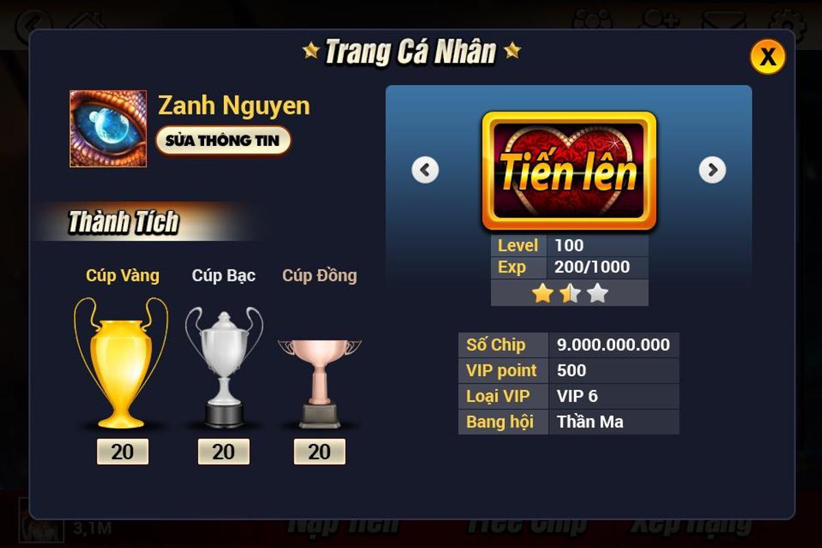 ... 9Play Game bai Ko can Dang ky APK-Bildschirmaufnahme ...