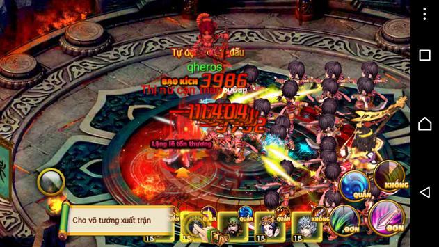 QHeros 3D Mobile apk screenshot