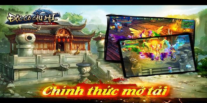Doc Co Kiem - Vo Lam 3D poster