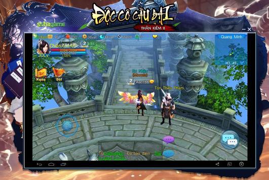 Doc Co Kiem - Vo Lam 3D apk screenshot