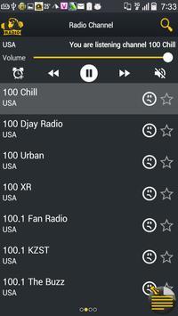 Radio FM National apk screenshot