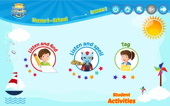 Home Online Activities L2A for i-Learn Smart Start screenshot 8