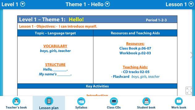 Teacher's Resources for i-Learn Smart Start screenshot 2