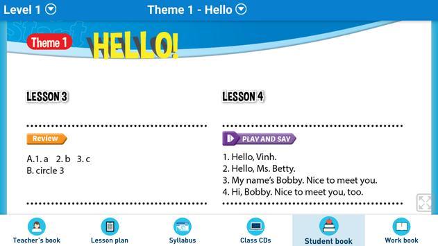 Teacher's Resources for i-Learn Smart Start screenshot 5