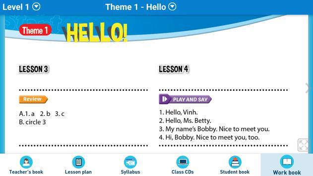 Teacher's Resources for i-Learn Smart Start screenshot 6