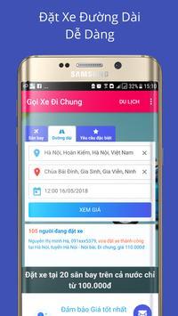 Gọi Xe Đi Chung poster