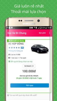 Gọi Xe Đi Chung screenshot 1