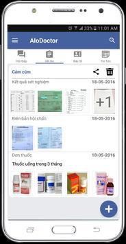AloDoctor – Gọi bác sĩ miễn phí apk screenshot