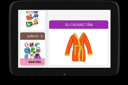 Vietnamese Kids FlashCard screenshot 10