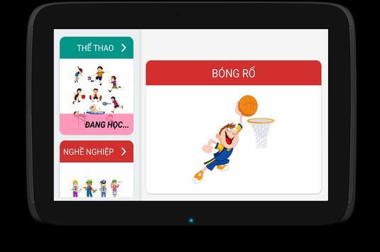 Vietnamese Kids FlashCard screenshot 19