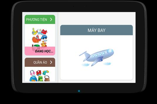 Vietnamese Kids FlashCard screenshot 9