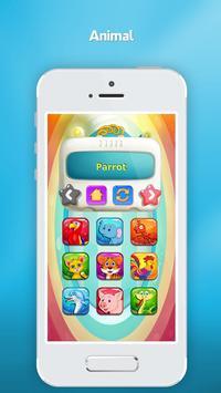 Phone for kids baby toddler - Baby phone screenshot 3