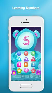 Phone for kids baby toddler - Baby phone poster
