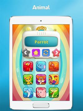 Phone for kids baby toddler - Baby phone screenshot 11