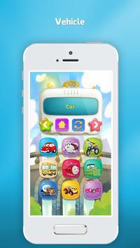 Phone for kids baby toddler - Baby phone screenshot 2