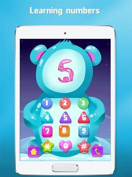 Phone for kids baby toddler - Baby phone screenshot 4
