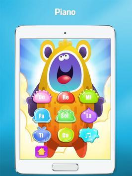 Phone for kids baby toddler - Baby phone screenshot 5