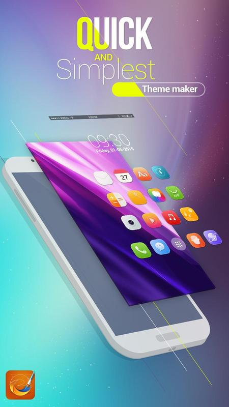 Android theme maker download